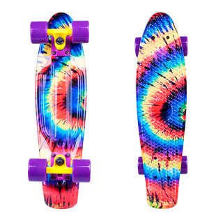 Pennyboard WORKER Colory 22ʺ - Rainbow