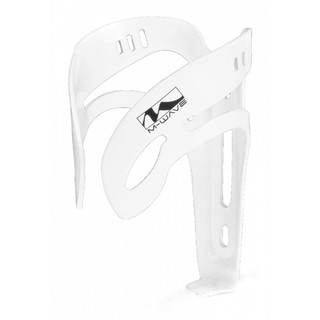 M-WAVE 47G  Bottle cage - White