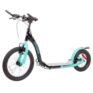 Scooter WORKER Glacer 2016 - Black-Blue