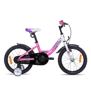 Children's Bike Galaxy Tauri 16ʺ - 2015 Offer - pink-white