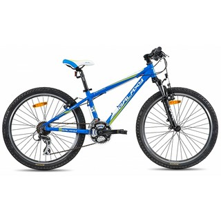 "Junior's bike Galaxy Kentaur 24"" - model 2015 - Blue"