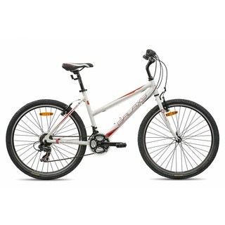 "Lady's moutain bike Galaxy Erida 26"" - model 2015 - White"