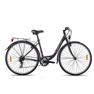 "City Bicycle Galaxy Melinda 28"" – 2015 Offer - Black"