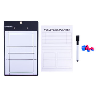 Volleyball Coach Board with Magnets inSPORTline VB76