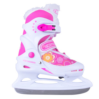 Children's Ice Skates WORKER Izabely Pro – with Fur