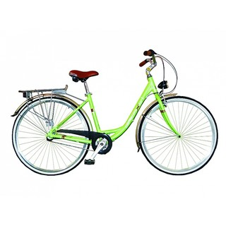 "Women's Trekking Bicycle Galaxy Juliet 28"" Nexus – 2015 Offer - Green"