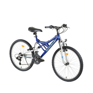 "Junior Bike Reactor Freak 24"" - model 2018 - Blue"