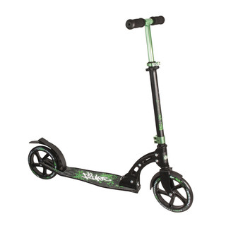 Folding Scooter Authentic NoRules 205 Black-Green
