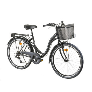 "Urban Bike Reactor Swan 26"" – 2016 - Black"