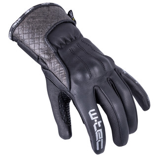 Women's Moto Gloves W-TEC Chermna GID-16028 - Black
