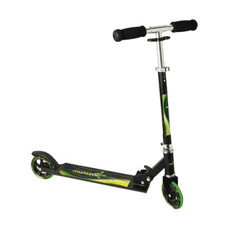 Folding Scooter Authentic Muuwmi ST 125 Black-Green