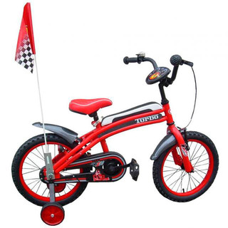 "Children's Bicycle Turbo F1 16"" - Red"