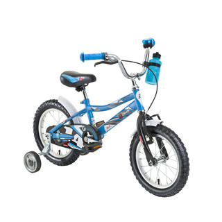 "Children's Bike DHS 1401 14"" - model 2016 - Blue"