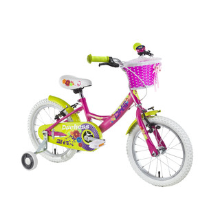 Children's Bicycle DHS Duches 1604 16ʺ – 2016 Offer - Pink