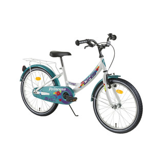 "Children's Bike DHS Princess 2002 20"" – 2016 - White"