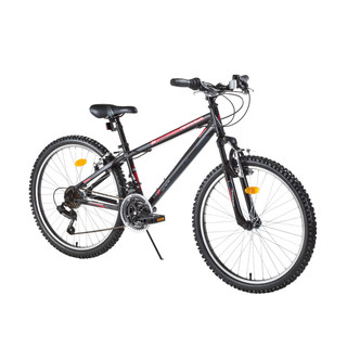 "Junior Mountain Bike DHS Terrana 2423 24"" – 2016 Offer - Black"