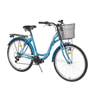 "City Bicycle DHS Citadinne 2634 26"" – 2016 Offer - Bleau-White"