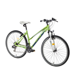 Women's Mountain Bike DHS Terrana 2722 27.5ʺ – 2016 Offer - Green-White