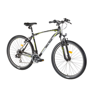 "Mountain Bike DHS Terrana 2623 26"" – 2016 - Black-White-Green"