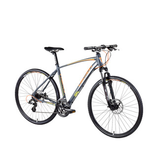 Cross Bike Devron Urbio K2.8 – 2016 - Cool Gray