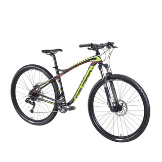 "Mountain Bike Devron Zerga D5.7 27.5"" – 2016 - Black Fury"