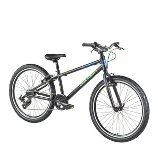"Junior Bike Devron Urbio U1.4 24"" – 2016 - Urban Black"