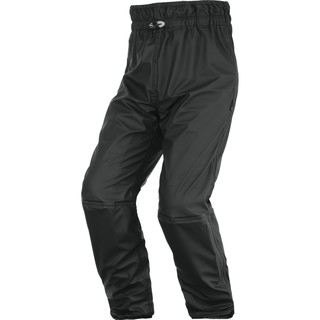 Motorcycle Rain Trousers SCOTT Ergonomic PRO DP - Black