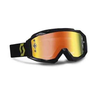 Motorcycle Goggles Scott Hustle