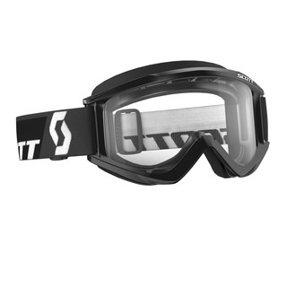 Motocross Goggles Scott Recoil Xi MXVI - Black