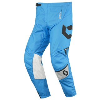 Motocross Pants Scott 350 Dirt MXVI - Blue-Gray