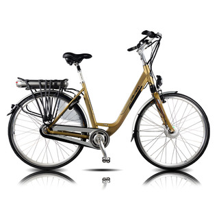 E-Bike Devron Milton 28028 – 2015 Offer - Beige-Black