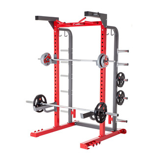 Booster stand inSPORTline Power Rack PW200