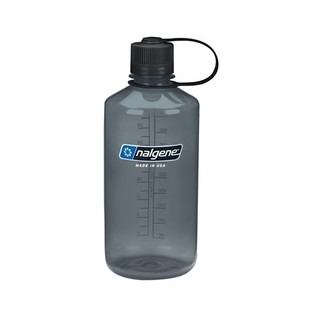 Outdoor Bottle NALGENE Narrow Mouth 1l - Grey 32 NM