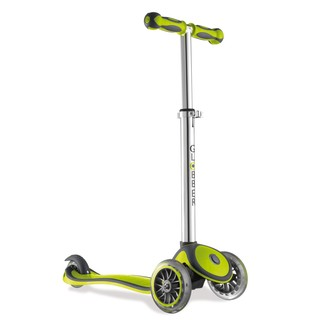 Children's Scooter Globber My Free - Green-Grey