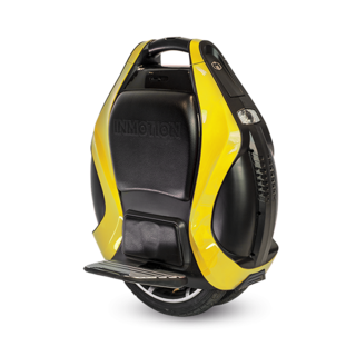 Electric Unicycle INMOTION V3C - Yellow
