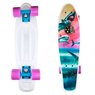 Penny board Maui WAVE PREDATORS 24""