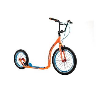 Kick Scooter Crussis Active 4.2 Orange-Blue