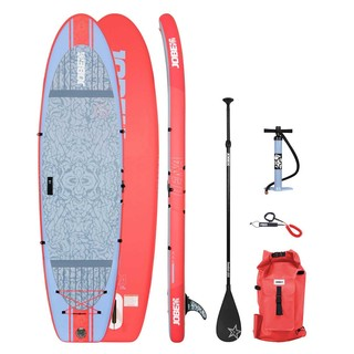 Paddleboard with Accessories Jobe Aero SUP Lena Yoga Woman 10.6 – 2018
