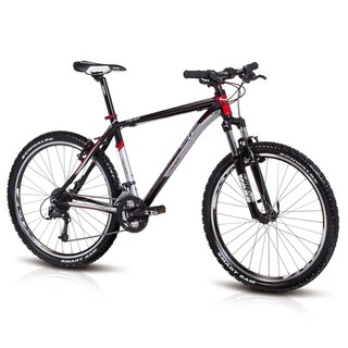 Mountain Bike 4EVER Fever with Disc Brakes 2012 - Red
