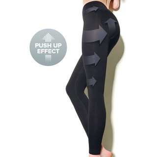 Women's leggins Gatta Fit - Black