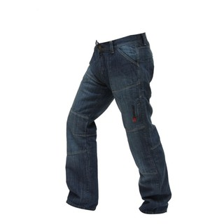 Men's Motorcycle Jeans Spark Track - Blue