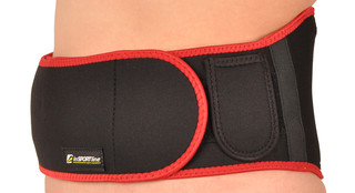 inSPORTline Heating Waist Belt
