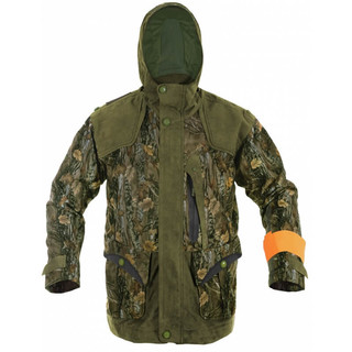 Hunting Jacket Graff 659-B-L-2 - Green-Brown
