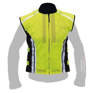 Reflective Vest SPARK Neon - Reflective Yellow
