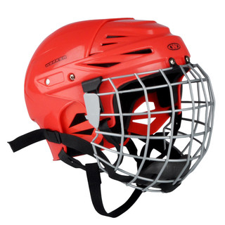 Hockey helmet WORKER Kayro - Red