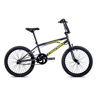 "BMX Bike Capriolo Totem 20"" – 2019 - Green Deep Grey"