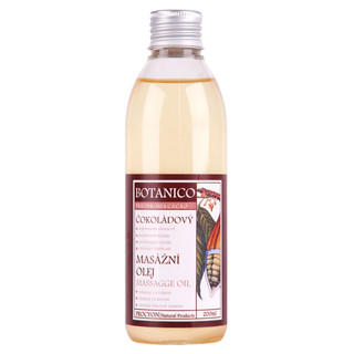 Massage Oil Botanico 200 ml - with Cocoa Extract