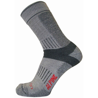 Socks Northman Alpine Trekking - Grey