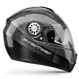 Motorcycle helmet Premier Angel - Carbon