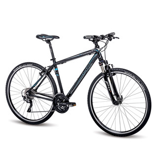 "Men's Cross Bike 4EVER Compact 28"" – 2016"